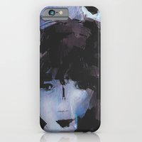 Abstract - Knowing Blue iPhone 6 Slim Case