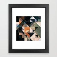 Smwwth Fyll Framed Art Print