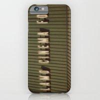 Alamo Drafthouse Village iPhone 6 Slim Case