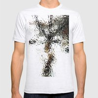 Frozen dancing soul 1 Mens Fitted Tee Ash Grey SMALL