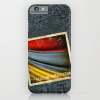 iPhone & iPod Case featuring Grunge sticker of Armenia flag by Lulla
