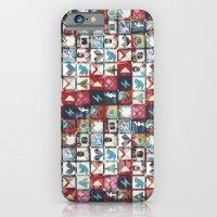 Corrupted pixel loop iPhone 6 Slim Case