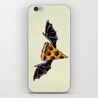 Never Fly Away iPhone & iPod Skin