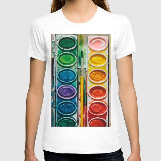 The Painter  T-shirt