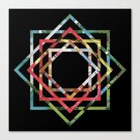 LSD. Canvas Print