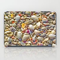 Seashells On The Shore iPad Case