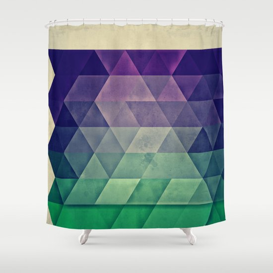 WYTR_CLYR Shower Curtain