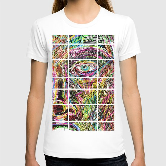 The Most Gigantic Lying Eyes T-shirt