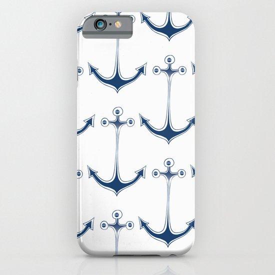I'm Your Anchor /Marine - Nautica - Seaside - Summer House Decor - Vacation  iPhone & iPod Case