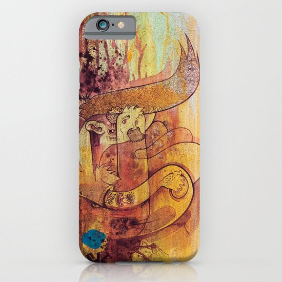 Enchanted Bunny Beats The Burst iPhone & iPod Case