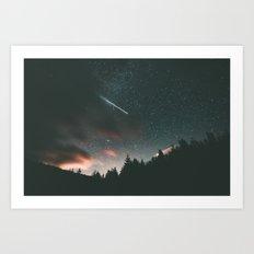 Stars II Art Print
