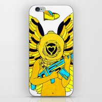 Heartbreaker: Nectar iPhone & iPod Skin
