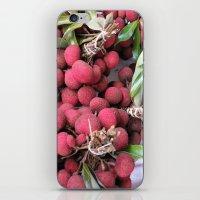 lychee iPhone & iPod Skin