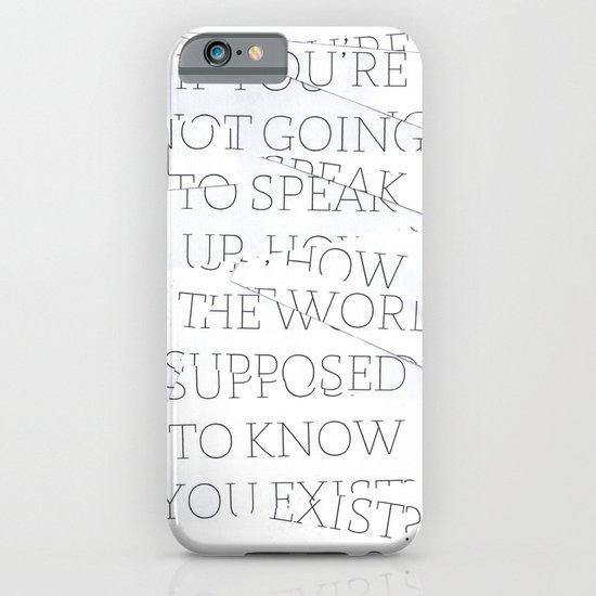 EXIST iPhone & iPod Case
