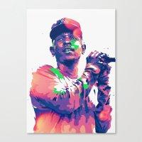 LAA Canvas Print