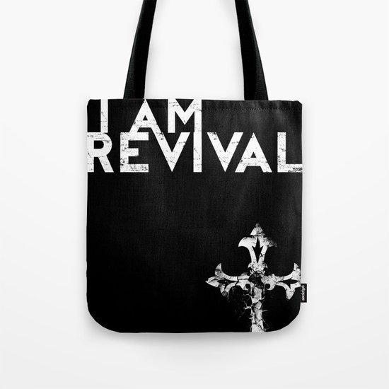 I Am Revival Tote Bag