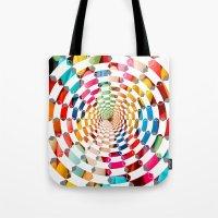 Candy Drug Tote Bag