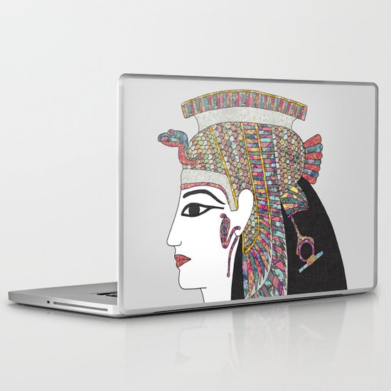 EGYPTIAN GODDESS Laptop & iPad Skin