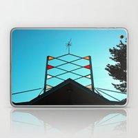 Atomic-age aesthetics Laptop & iPad Skin