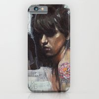 iPhone & iPod Case featuring From head to heart by Andres Kal
