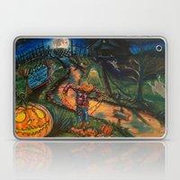 At The Stroke Of Hallowe… Laptop & iPad Skin