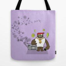 Gangst@#Rap Tote Bag