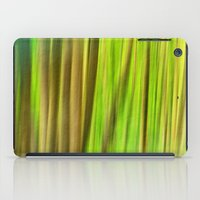 FOREST PEACE ABSTRACT iPad Case