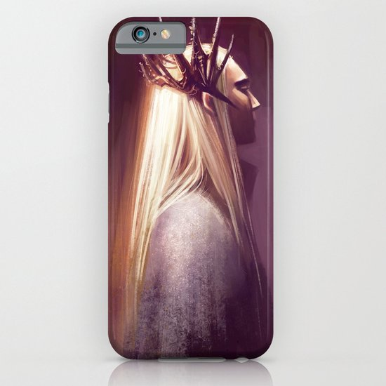 Thranduil iPhone & iPod Case