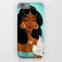 Her royal highness, the Sultana Jasmine iPhone 6 Slim Case