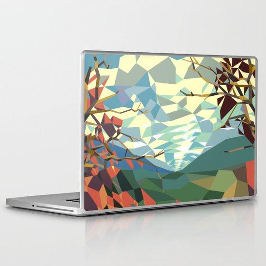 Landshape Laptop & iPad Skin