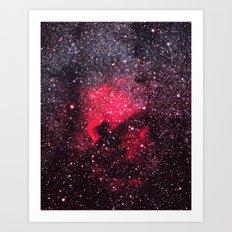 Pick A Star. Any Star. Art Print