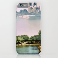 iPhone & iPod Case featuring Notre Dame, Paris by istillshootfilm