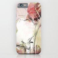 iPhone & iPod Case featuring pink splendor by jastudio