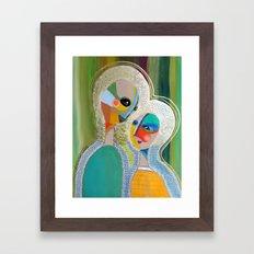 Aura 3 Framed Art Print