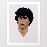 Rai Art Print