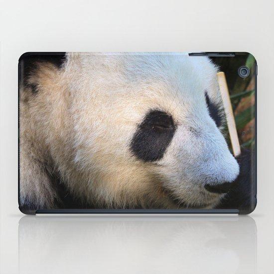 Panda Nap iPad Case