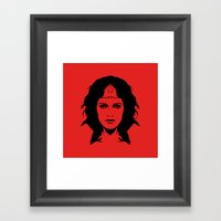 Wondering Revolution Framed Art Print