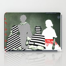 Fragmented Memories iPad Case