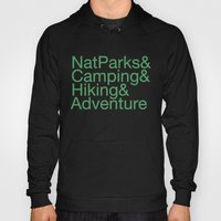 National Parks & Hiking … Hoody