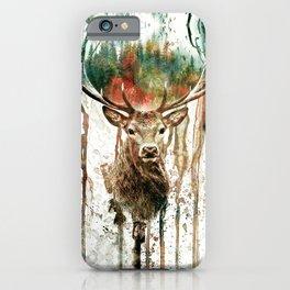 iPhone & iPod Case - DEER IV - RIZA PEKER
