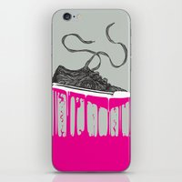 Weightless Living iPhone & iPod Skin
