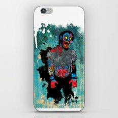 lifeseeker iPhone & iPod Skin