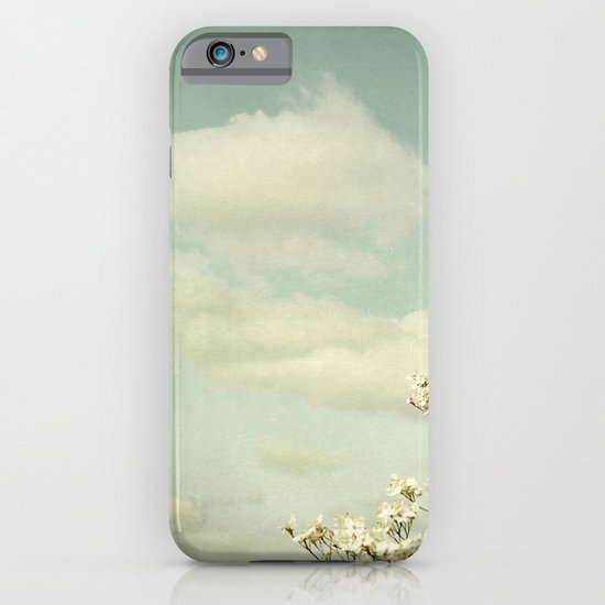 Feeling Lighter Than Air iPhone & iPod Case