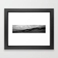 Windwalked Framed Art Print