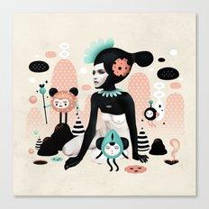 Kobana - Muxxi X Ruben I… Canvas Print