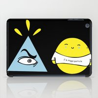 High´s particle iPad Case