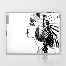 Queen of The Nile. Laptop & iPad Skin