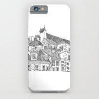 Old Town (Stare Miasto) - Warsaw, Poland iPhone 6 Slim Case
