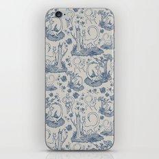 an-toile-lite iPhone & iPod Skin