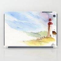 Lighthouse Impressions iPad Case